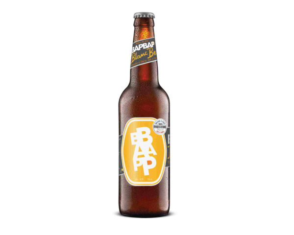 Bière BAPBAP Blanc Bec