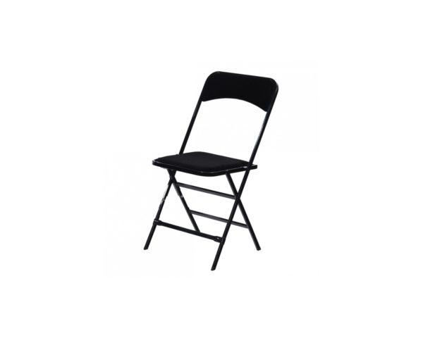 Chaise joker noir