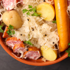 Choucroute tradition
