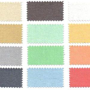 coton gratté de couleur