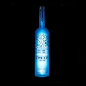 Double Magnum vodka Belvédère