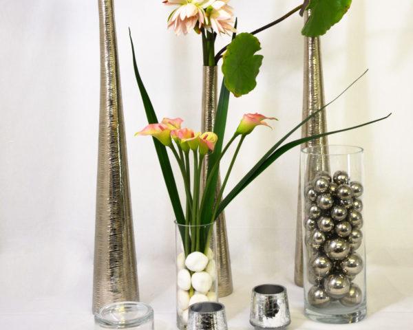 Pack décoration en acier