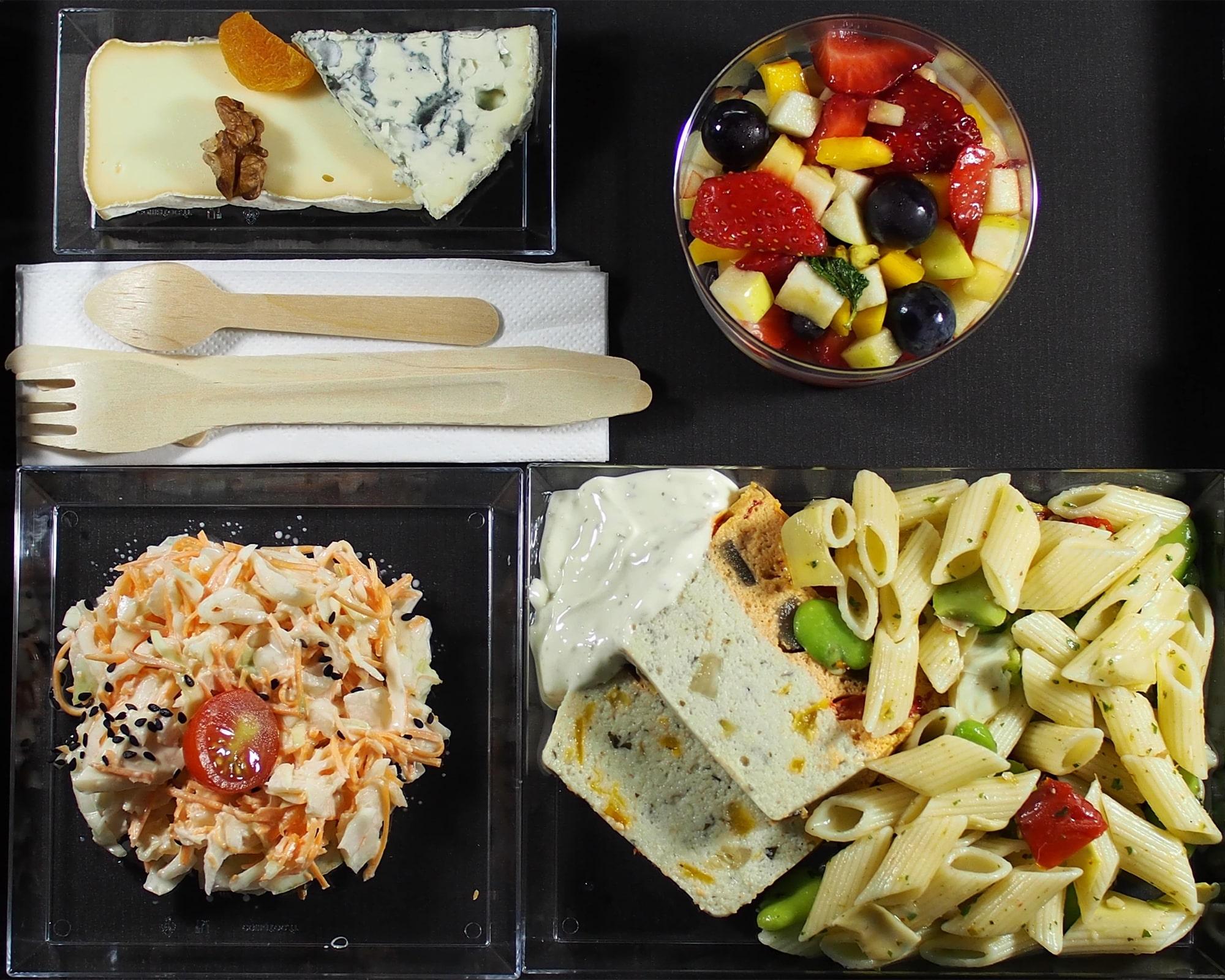 4 services de livraison de repas (qui sont bons pour moi