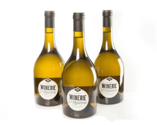 Vin Grisant blanc - Winerie parisienne