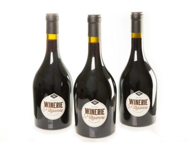 Vin Grisant rouge - Winerie parisienne