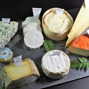 Desserts et Fromages
