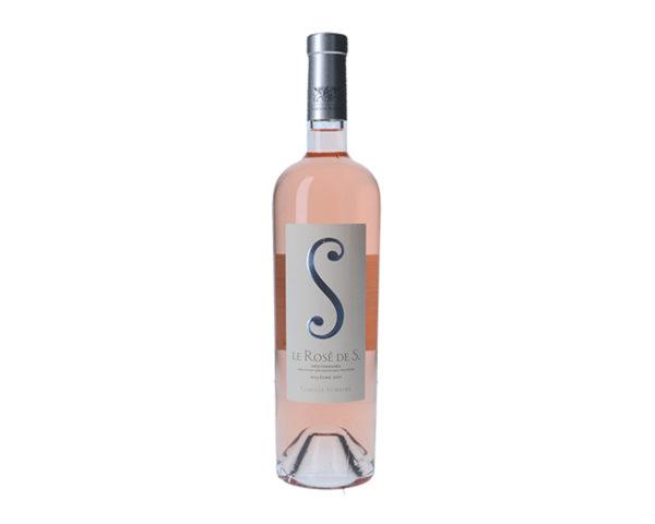 """Le Rosé de """"S"""" - Domaine Sumeire IGP Méditerranée"""