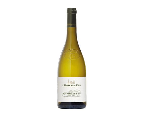 Vin blanc Pays d'OC IGP Chardonnay