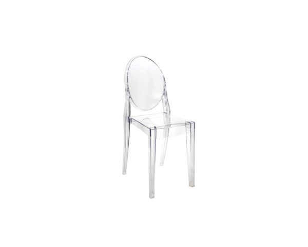 Chaise Cristal