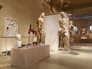 événement dans un musée