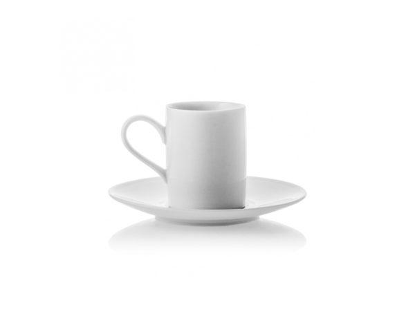 tasse et sous tasse pour café